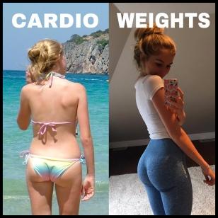 Cardio-vs-Weights-Transformation